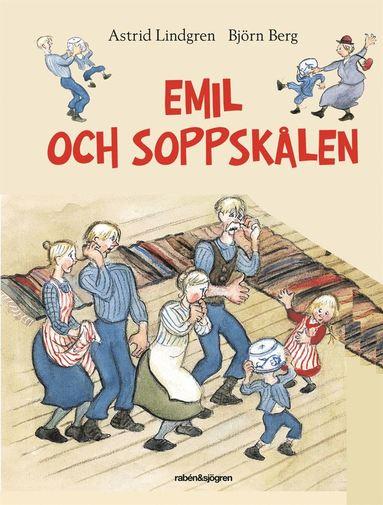 bokomslag Emil och soppskålen