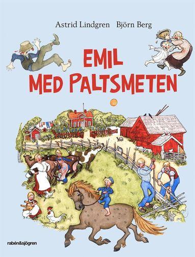 bokomslag Emil med paltsmeten
