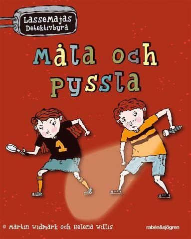 bokomslag LasseMaja - Måla och pyssla