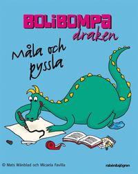 bokomslag Bolibompa - Måla och pyssla