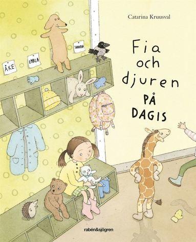 bokomslag Fia och djuren på dagis