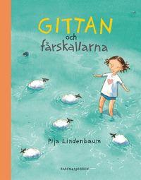 bokomslag Gittan och fårskallarna - Minibok