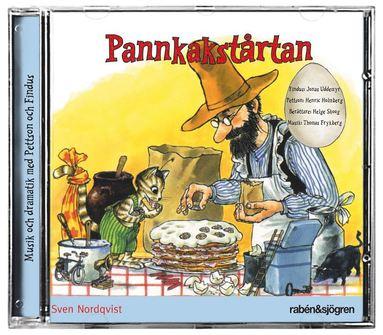 bokomslag Pettson och Pannkakstårtan