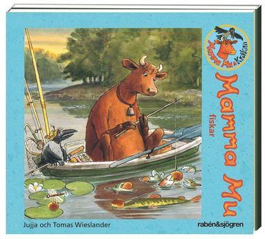 bokomslag Mamma Mu fiskar
