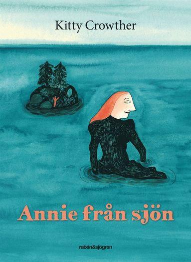 bokomslag Annie från sjön