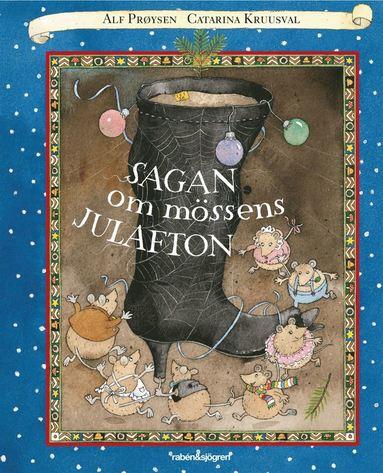 bokomslag Sagan om mössens julafton