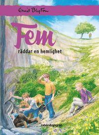 bokomslag Fem räddar en hemlighet