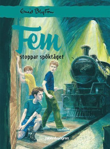 bokomslag Fem stoppar spöktåget