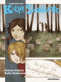 bokomslag Änglar på Skogskyrkogården