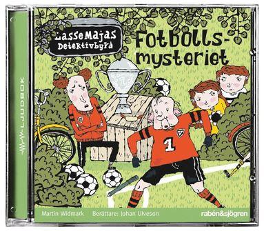 bokomslag Fotbollsmysteriet