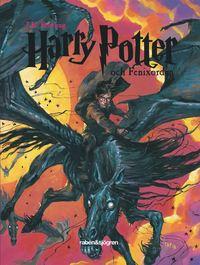 bokomslag Harry Potter och Fenixorden