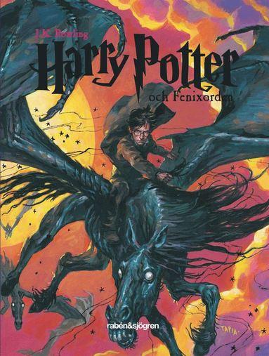 bokomslag Harry Potter och Fenixordern