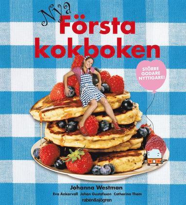 bokomslag Nya första kokboken