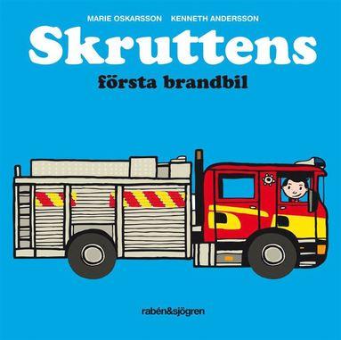 bokomslag Skruttens första brandbil
