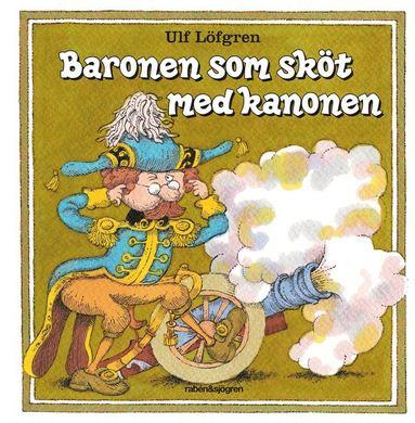 bokomslag Baronen som sköt med kanonen