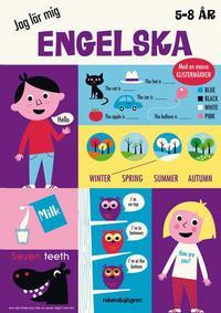 bokomslag Jag lär mig engelska