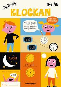 bokomslag Jag lär mig klockan