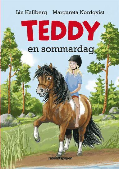 bokomslag Teddy en sommardag