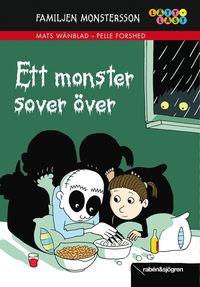 bokomslag Ett monster sover över