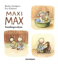 bokomslag Maxi Max : Samlingsvolym
