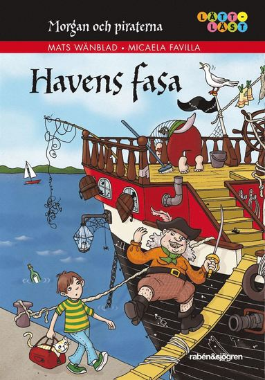 bokomslag Morgan och piraterna. 1, Havens fasa
