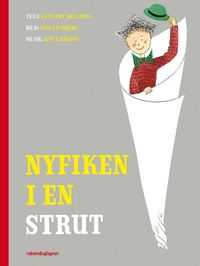 bokomslag Nyfiken i en strut