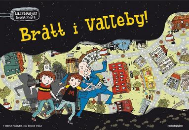 bokomslag Brått i Valleby! - Spel