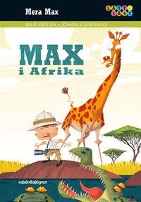 bokomslag Mera Max : Max i Afrika