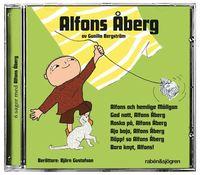bokomslag Alfons Åberg (grön) - 6 sagor med Alfons Åberg