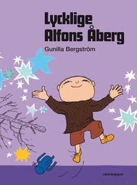 bokomslag Lycklige Alfons Åberg