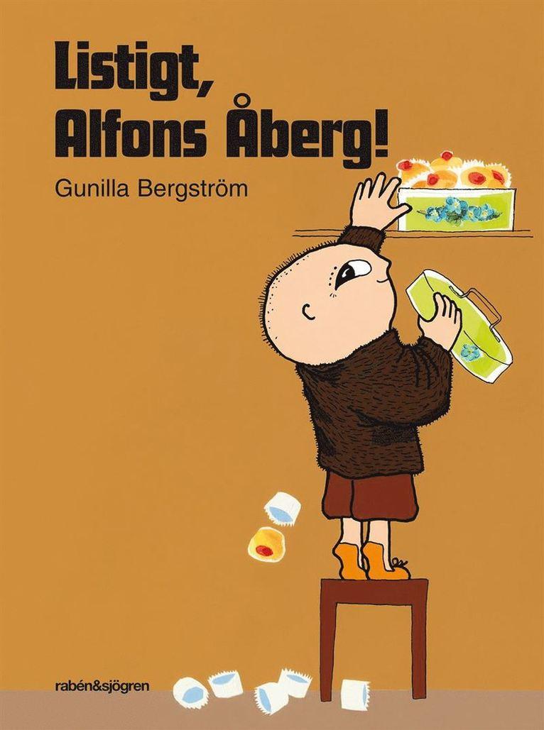 Listigt, Alfons Åberg! 1