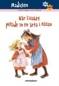 bokomslag När Lisabet pillade in en ärta i näsan