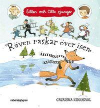 bokomslag Räven raskar över isen