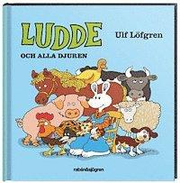 bokomslag Ludde och alla djuren