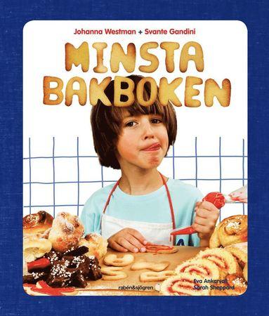bokomslag Minsta bakboken