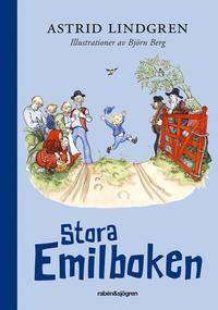 bokomslag Stora Emilboken