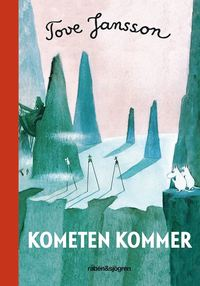 bokomslag Kometen kommer