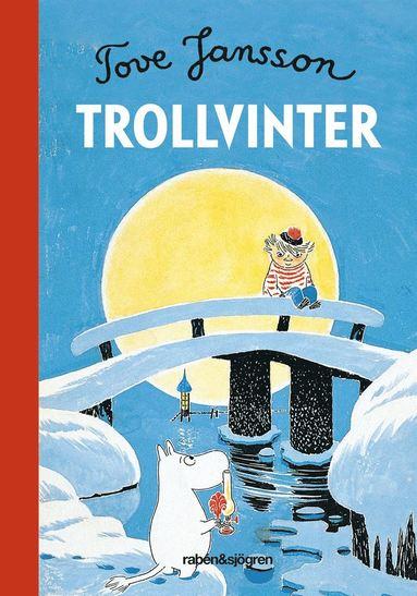 bokomslag Trollvinter