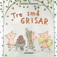 bokomslag Tre små grisar