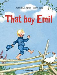 bokomslag That boy Emil