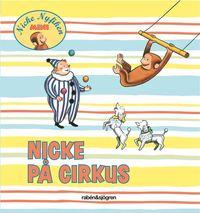 bokomslag Nicke på cirkus