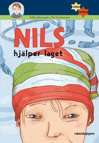 bokomslag Nils hjälper laget
