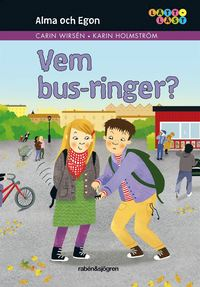 bokomslag Vem bus-ringer?