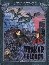 bokomslag Drakar i Globen
