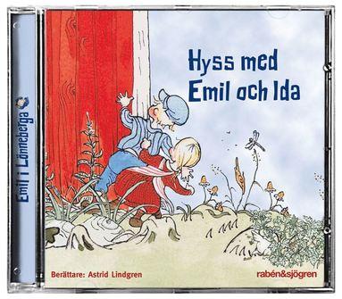 bokomslag Hyss med Emil och Ida