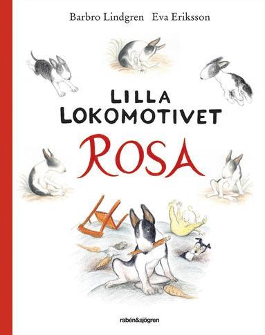 bokomslag Lilla lokomotivet Rosa