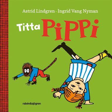 bokomslag Titta Pippi