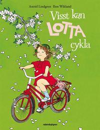 bokomslag Visst kan Lotta cykla