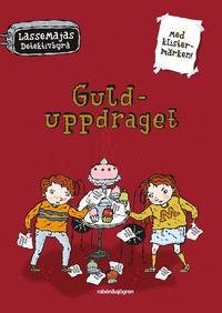 Gulduppdraget - LasseMajas Detektivbyrå