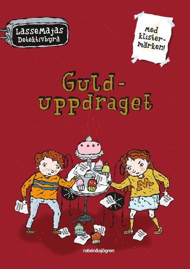 bokomslag Gulduppdraget - LasseMajas Detektivbyrå
